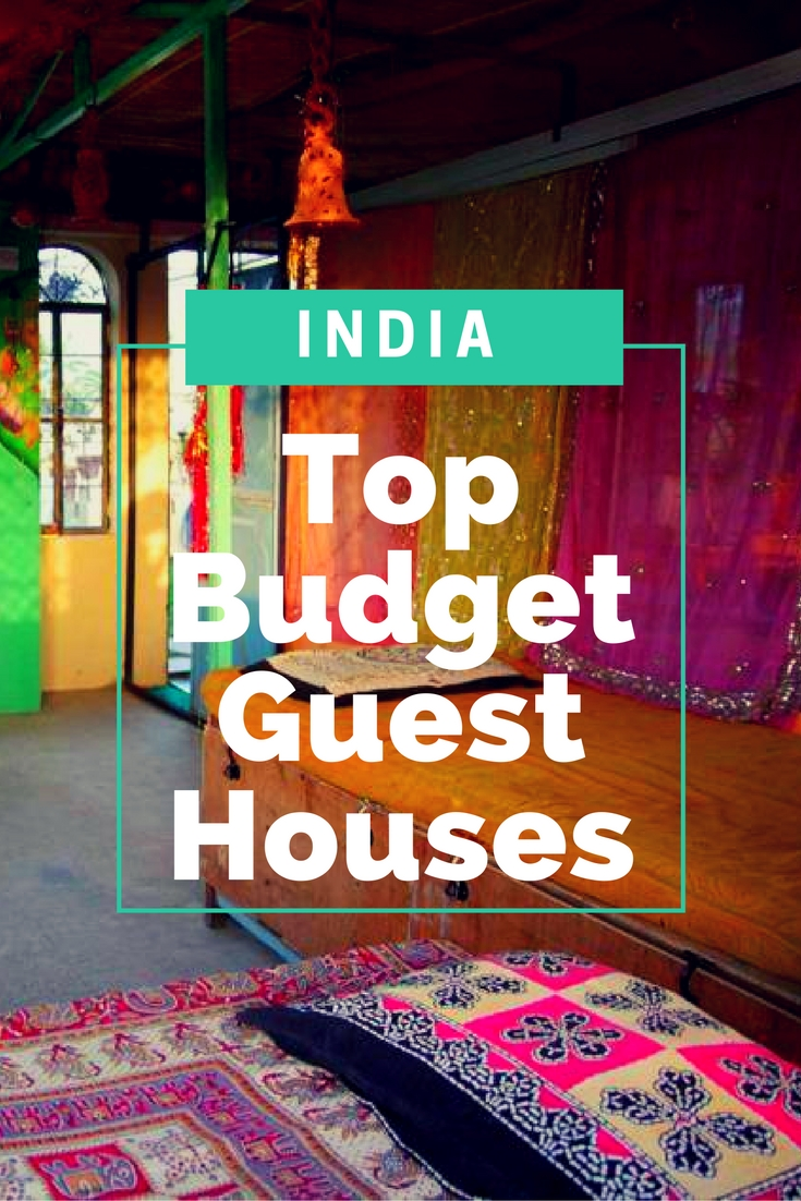 India - Top Budget Guest Houses
