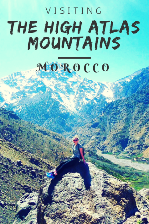 Visiting the High Atlas Mountains in Morocco