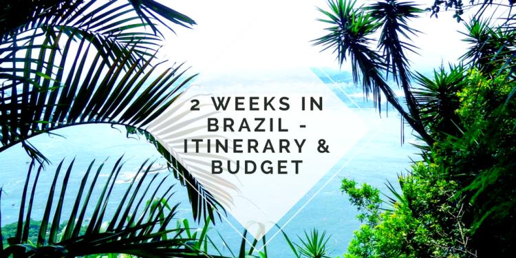 4 days in Rio de janeiro