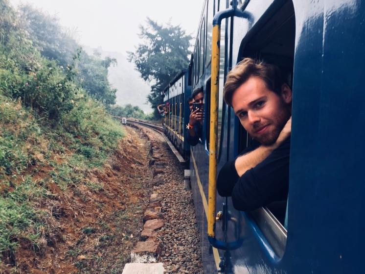 The Nilgiri Mountains 'Toy Train'