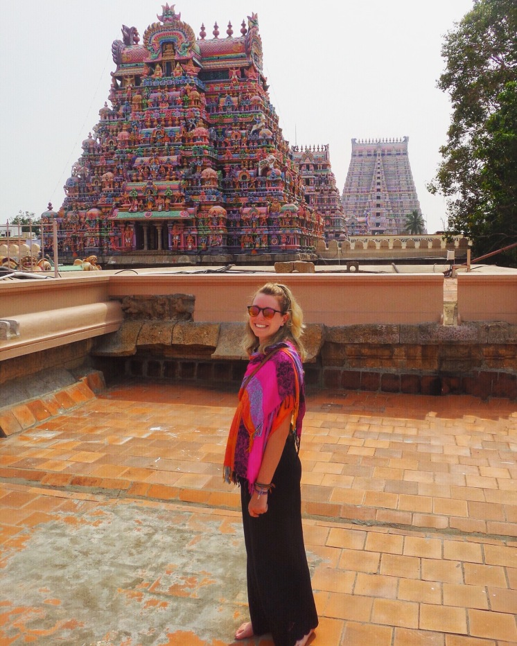The Sri Ranganathaswamy Temple
